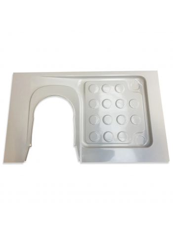 C200 Shower Tray Right Hand
