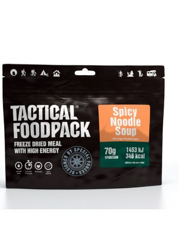 Tactical Foodpack Spicy Noodle Soup 70g