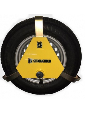 Stronghold Apex Wheel Clamp 13