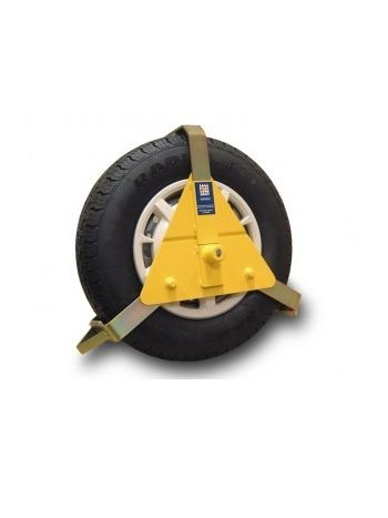 Stronghold Wheel Clamp 8