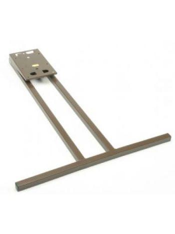 Table Leg - Brown