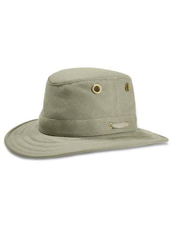 Tilley T5 Cotton Duck Hat Khaki Olive
