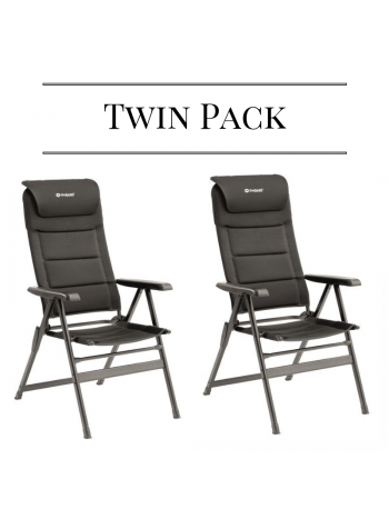 Outwell Teton Chair *Twin Pack*