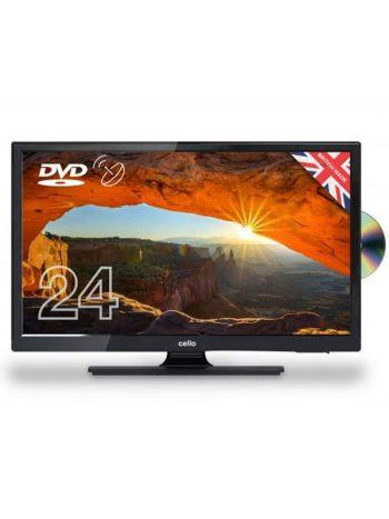 Cello TV/DVD LED 24