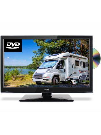 Cello Traveller TV/DVD LED 22
