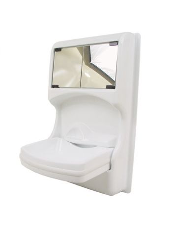 Fold Up Sink & Vanity Unit