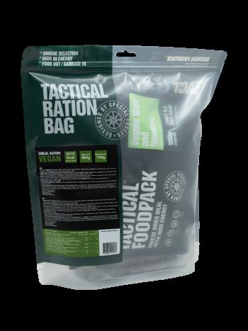 Tactical Foodpack 3 Meal Ration VEGAN 594g