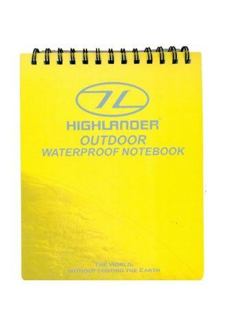 Waterproof Notebook