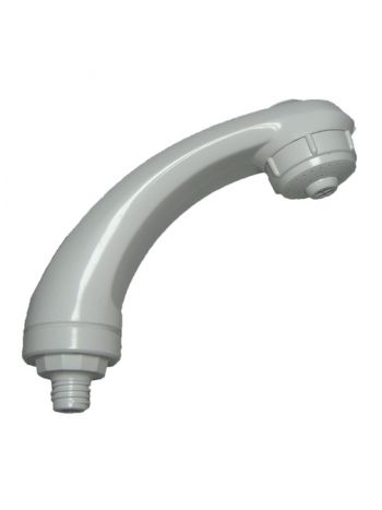 Replacement Whale Elegance Shower Head White