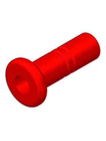 Rigid Pipe - 12mm End Plug