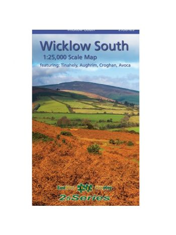 Wicklow South 1:25,0000 Laminated