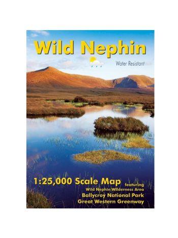 Wild Nephin 1:25,000